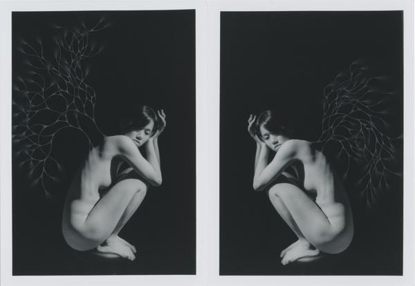 ©Kazha Imura - Photograph with Pin Scratchings