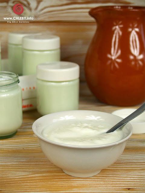 Domowy jogurt z jogurtownicy