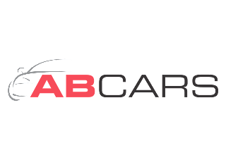 AB cars Logo Vector download free
