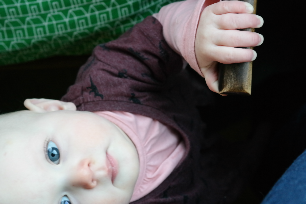Matilda Rooftops, nine months