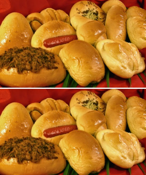 Resep roti manis oke foods resep roti manis ala breadtalk empuk