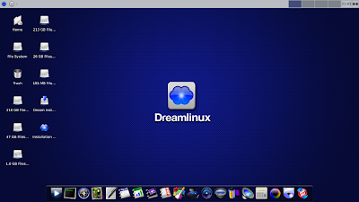 DreamLinux review