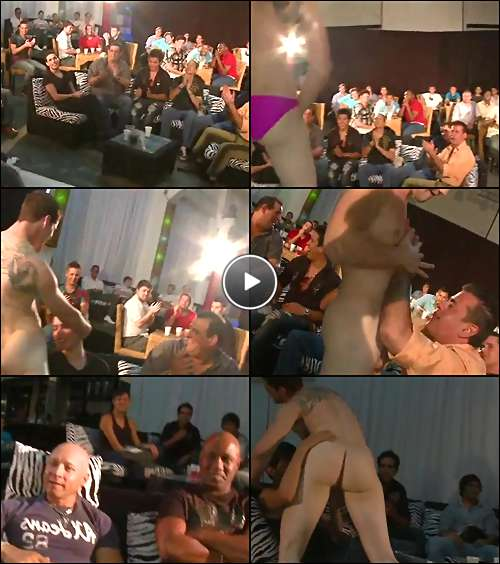 video of male strippers video