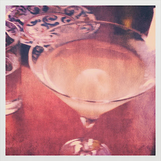 Dirty Martini for Bond movie night