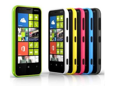 Nokia Lumia 620 Harga Dan Spesifikasi
