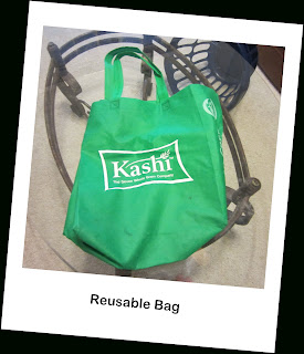 Teaching Children to Be Environmentally Friendly by using reusable bags