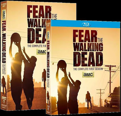 Fear the Walking Dead the Complete First Season