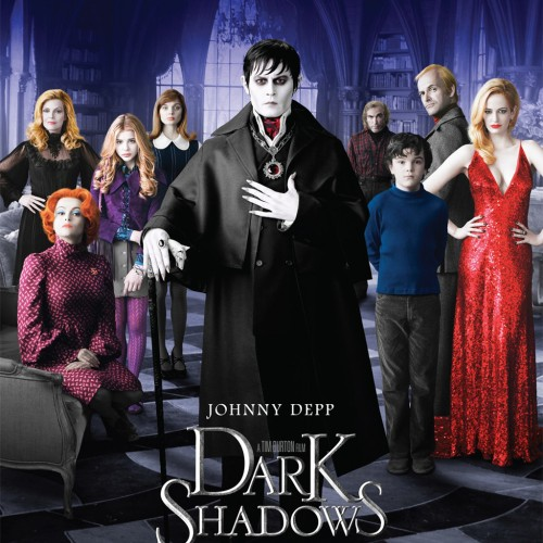 ����� ���� Dark Shadows 2012