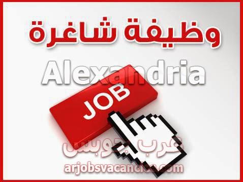 وظائف خالية بالاسكندرية مارس 2015