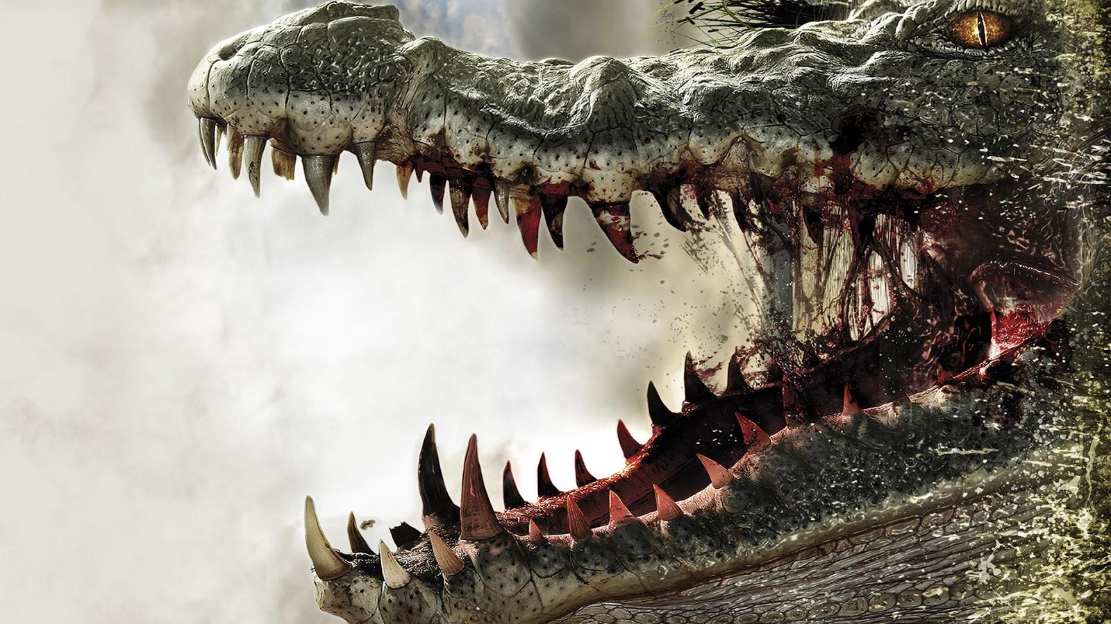 WildLife: Alligator new HD Wallpapers 2012