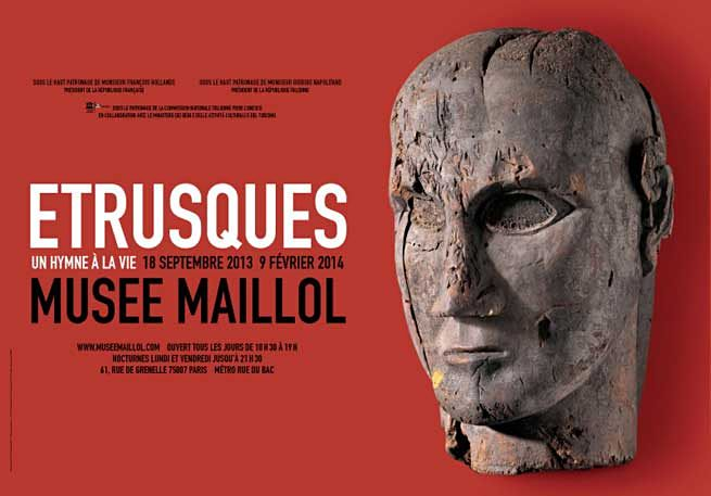 Etruscans: a Hymn to Life at Maillol Museum