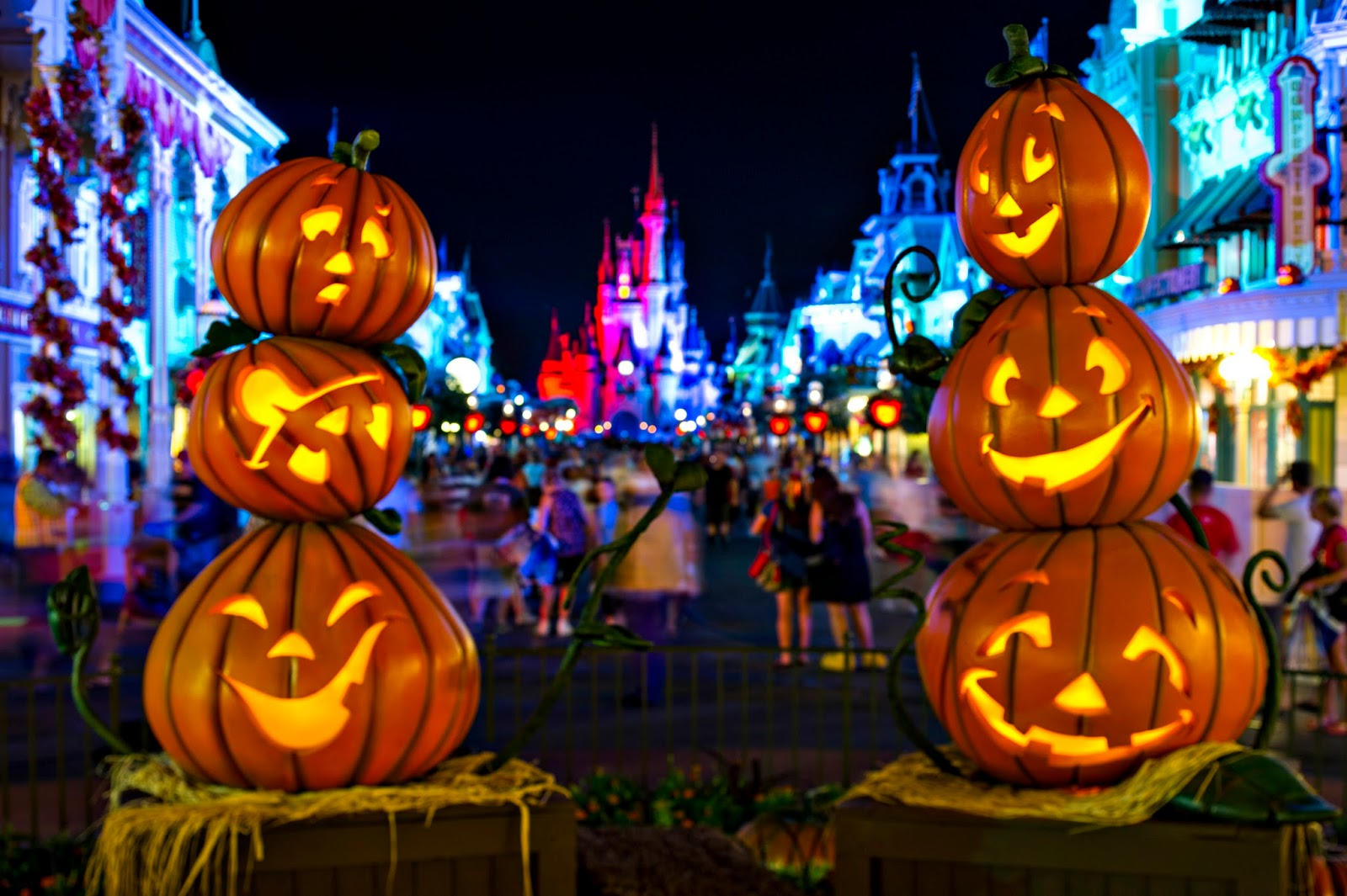 My Orlando, Florida Travel Tips: Halloween | Ellis Tuesday