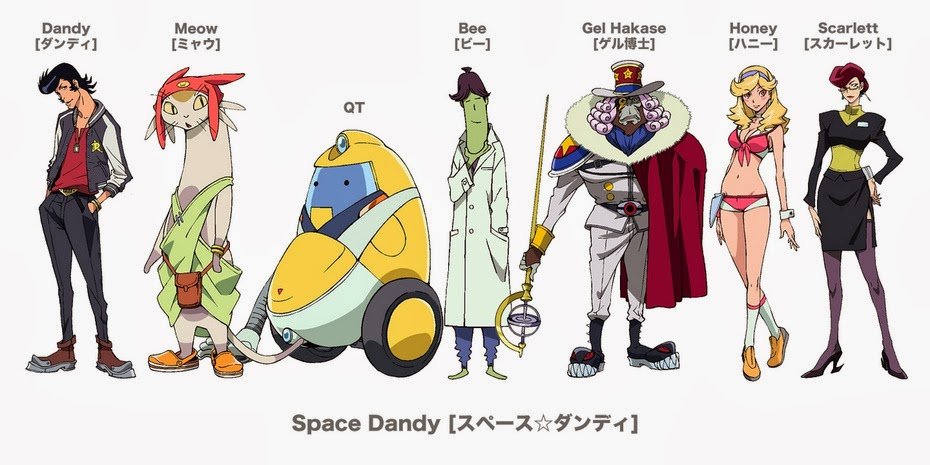 What Anime Has The Most Awesome Character Designs