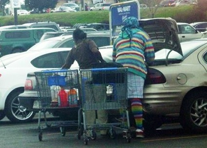 Funny Fat People At Walmart. Funny People in Walmart funny