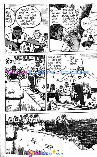 Jindodinho - Đường Dẫn Đến Khung Thành III  Tập 21 page 15 Congtruyen24h