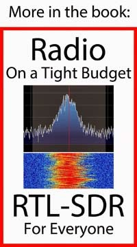 The RTL-SDR Book available: