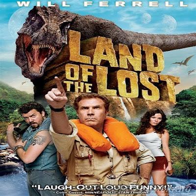 Land Of The Lost ข้ามมิติตะลุยแดนมหัศจรรย์ HD 2009