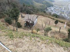 恒屋城(兵庫県姫路市香寺町恒屋)
