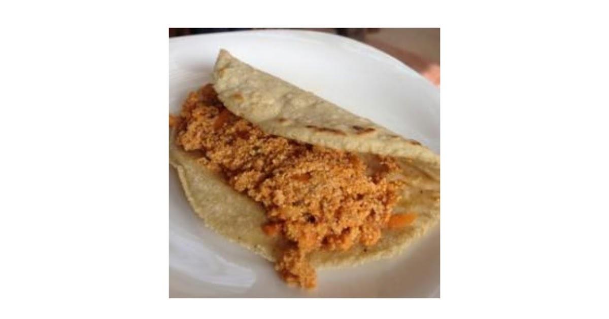 Como Cocinar Huevas De Pescado | De Jalisco Para El Mundo Tacos De Hueva De Pescado Nuestro