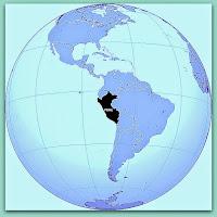 Perú en América