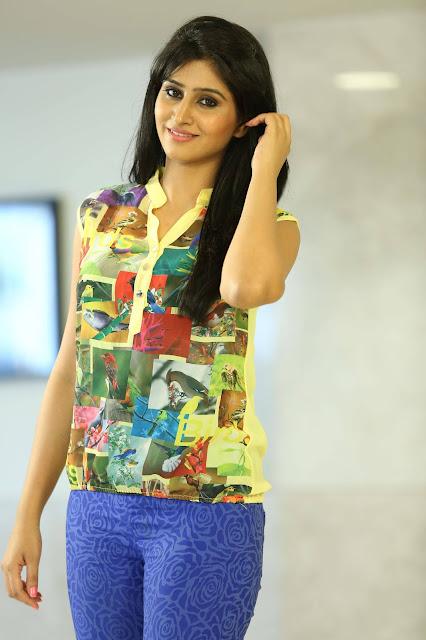 Shamili Stills At Best Actors Movie Press Meet