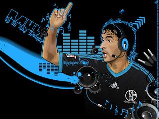 Raul Gonzalez Schalke 04 Wallpaper 2011 7