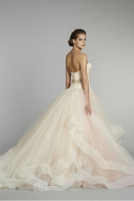 Honey Buy Lazaro 2013 Wedding Dresses