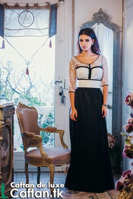 Caftan 2014 | Robe de soirée élégance