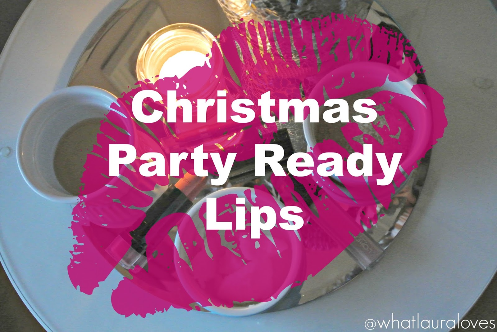 DIY Lip Scrub For Christmas Party Ready Lips What Laura Loves