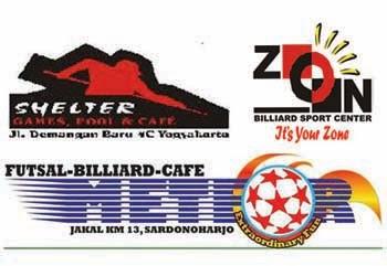 Perusahaan yang bergerak di Bidang Futsal, Billiard, Café dan Game ...