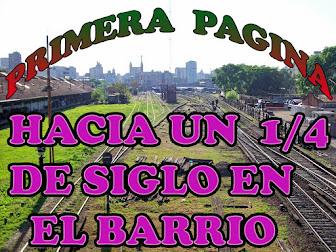 ---------HACIA UN CUARTO DE SIGLO----------