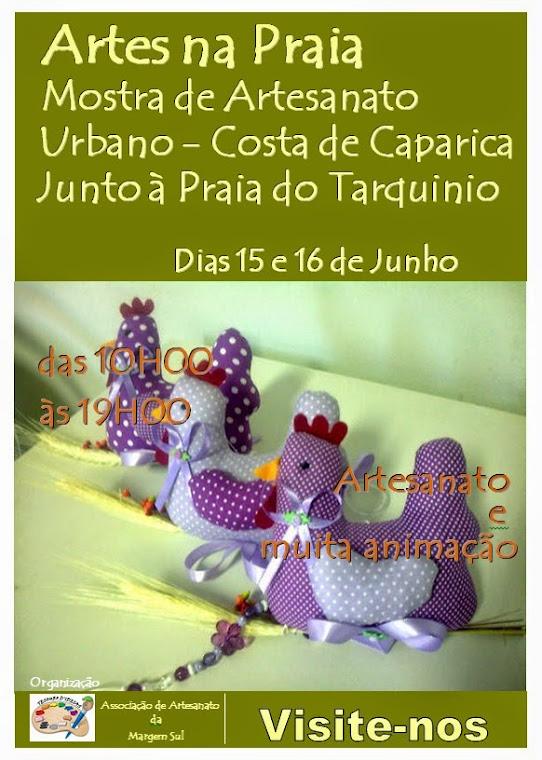 Artesanato Urbano - Costa de Caparica