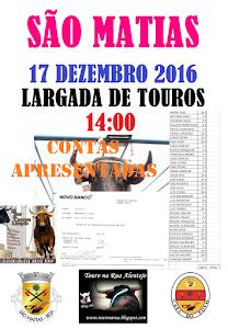 LARGADA TOURO NA RUA 2016