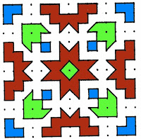 Rangoli Design Pattern 2