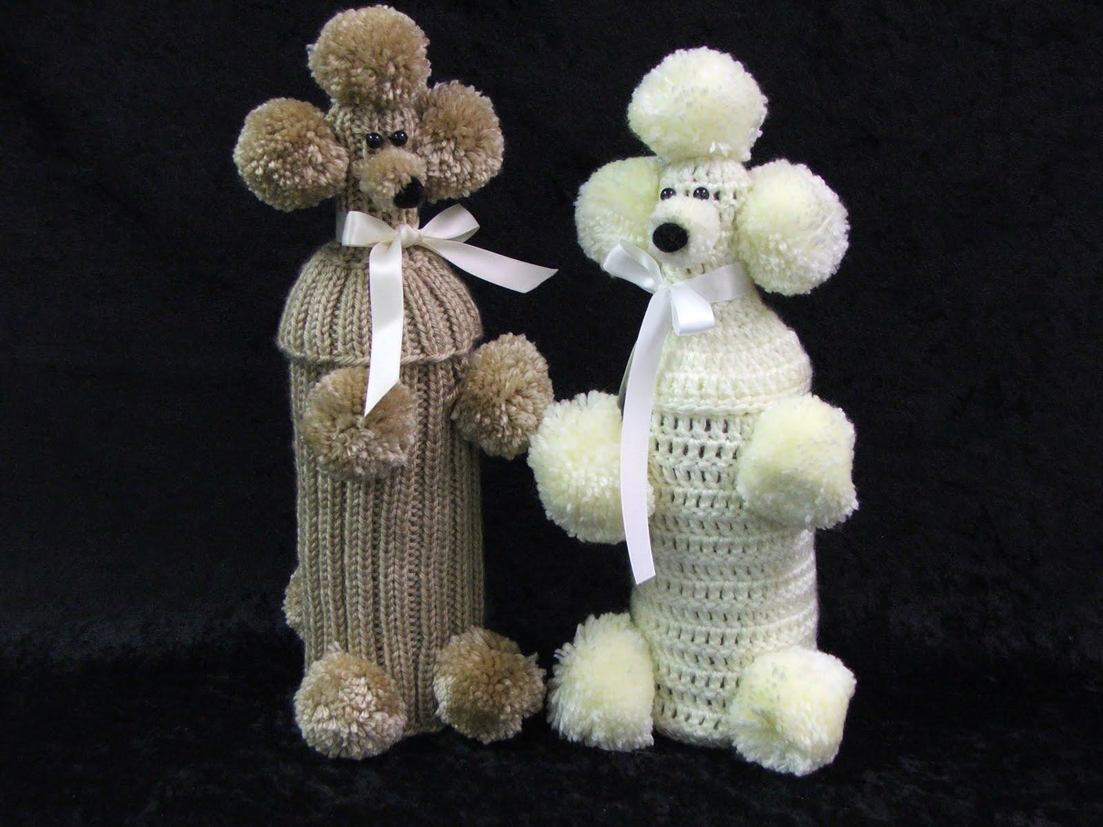 CROCHET PATTERN FOR LARGE WINE BOTTLE – Crochet Club