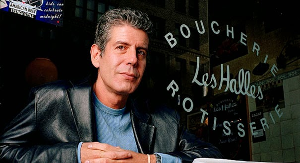 Image result for Anthony Bourdain blogspot.com