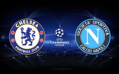 Chelsea vs Napoli en vivo