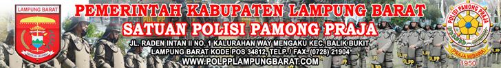 Satuan Polisi Pamong Praja Kabupaten Lampung Barat