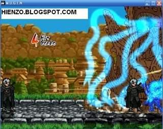 Juubi Rikudo | Game Naruto Shippuden Ultimate Ninja Strom Generation