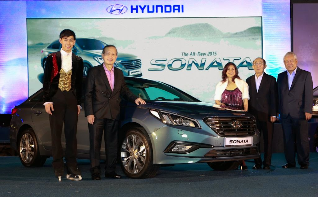 new car releases 2014 philippinesHyundai Philippines Launches 2015 Sonata w Brochure  CarGuide
