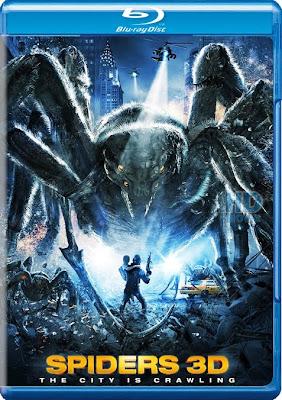Filme Poster Spiders BRRip XviD & RMVB Legendado