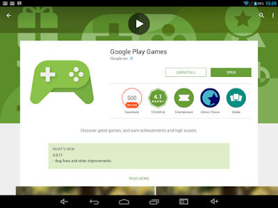 Cara memperbaikiThis app requires the latest version of the Google Play Games app