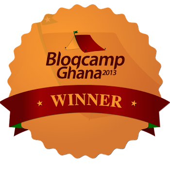 Best Business & Commerce Blog in Ghana -2012