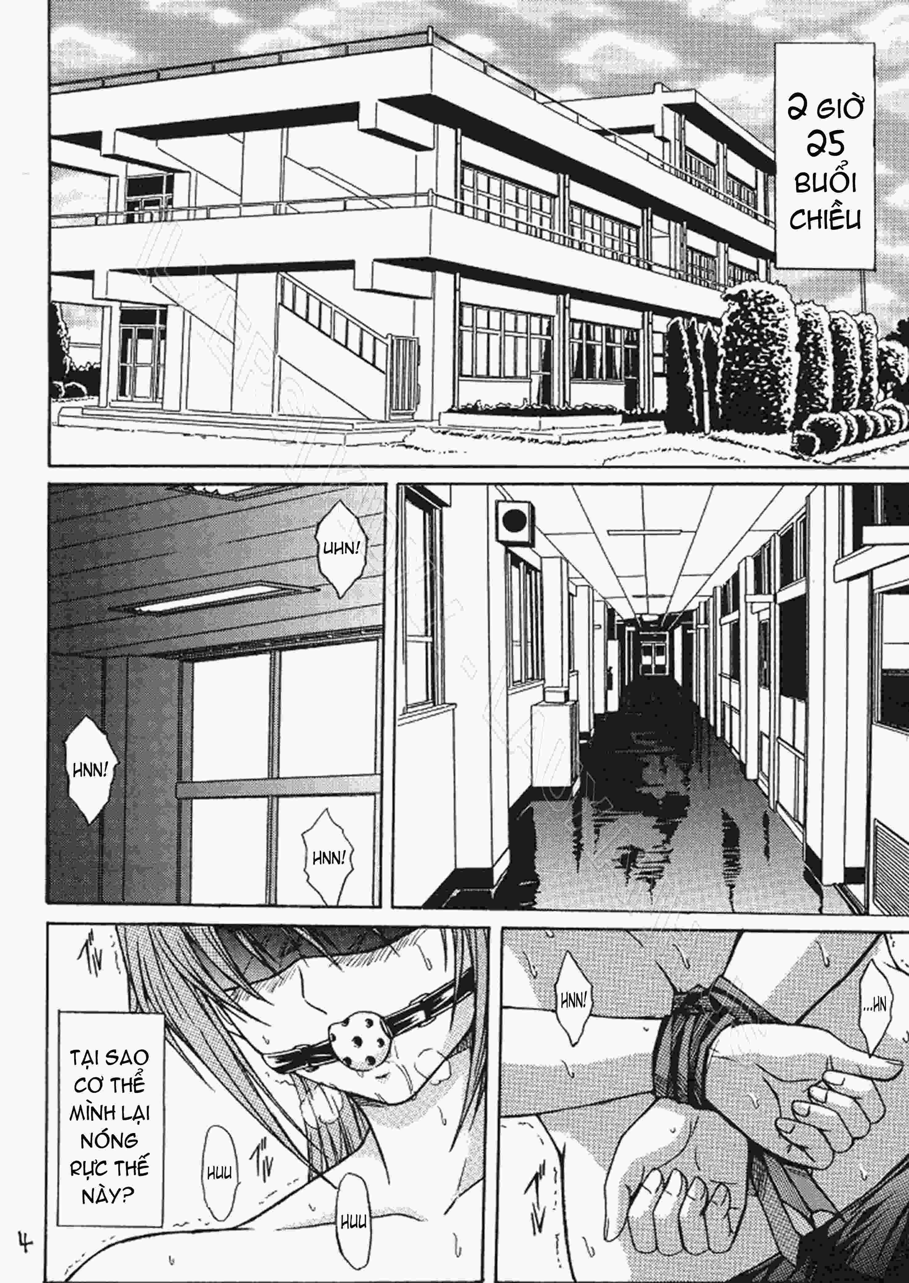 TruyenHay.Com - Ảnh 3 - Ryoujoku Rensa Chapter 1