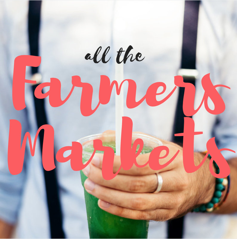 All the Farmers Markets