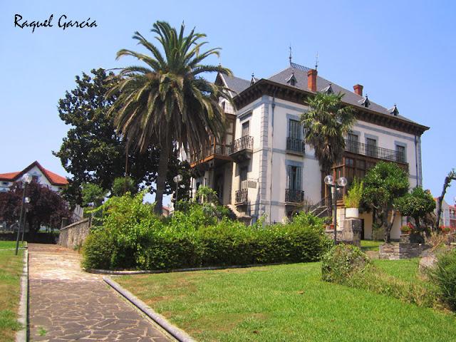 Villa Fe (Fe Tercilla - Familia Uribe), actualmente Centro de Día en Amurrio (Álava)
