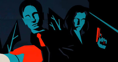 X-Files : teaser animé pour la saison 10