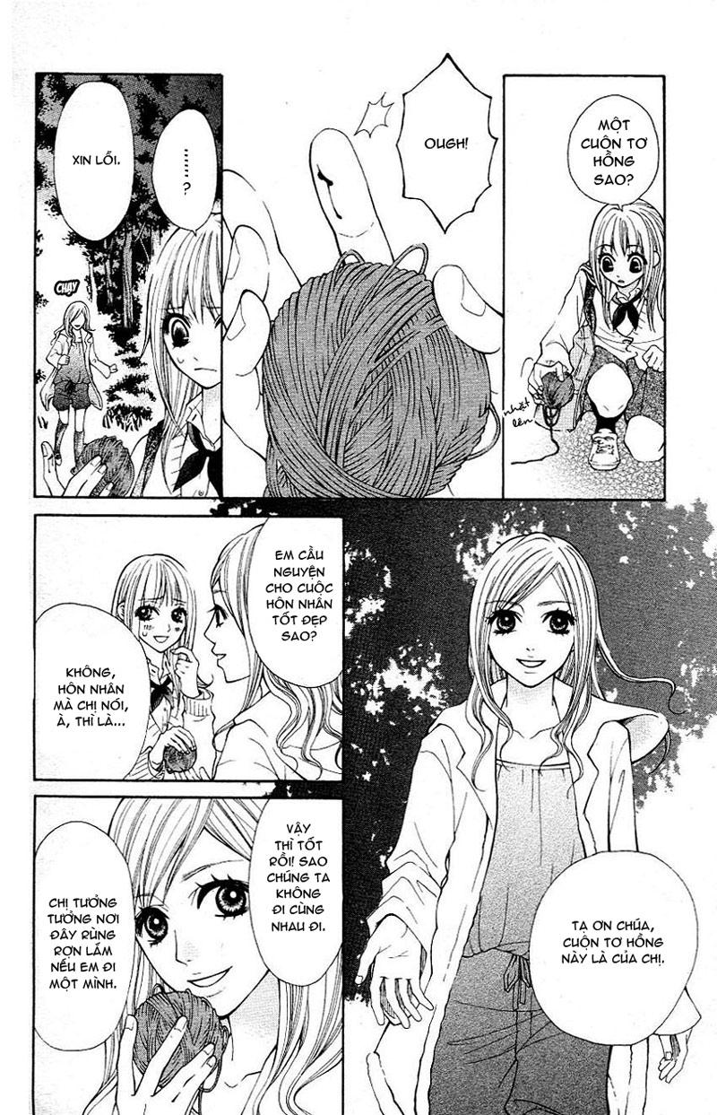 Tenchi Shinmei chap 3 - Trang 13