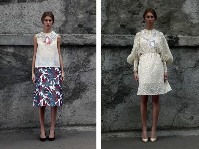 style Vika Gazinkskaya