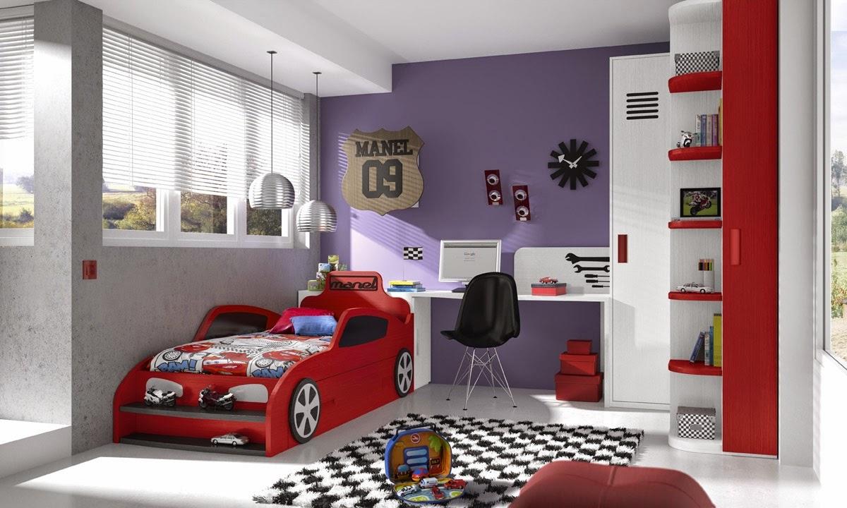 Ideas para pintar un dormitorio infantil dormitorios colores y estilos - Pintar habitaciones infantiles ...